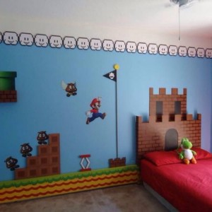 super mario bros theme bedroom 300x300 super mario bros theme bedroom