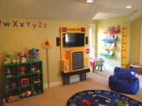 Classroom Themed Playroom
