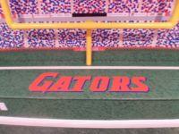 Florida Gators End Zone