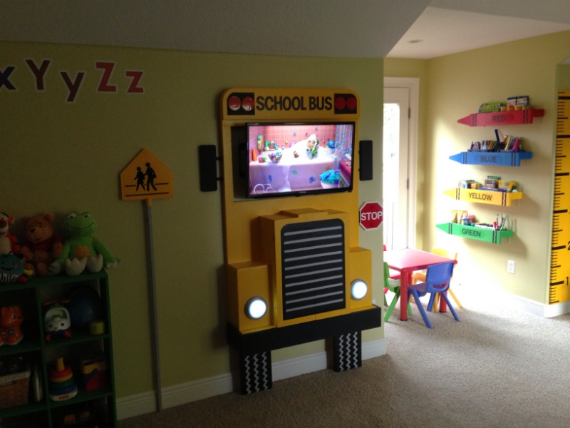 Classroom Setup Ideas ~ Classroom theme playroom room design