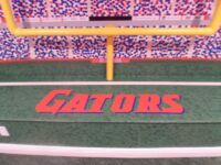 Florida Gators End Zone