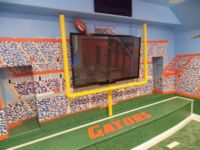 Gators Football Home Theater