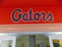 Gators Wall Logo