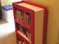 Giant Book Bookshelf