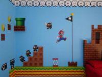Super Mario Flagpole