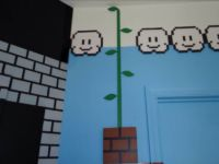 Super Mario Vine block